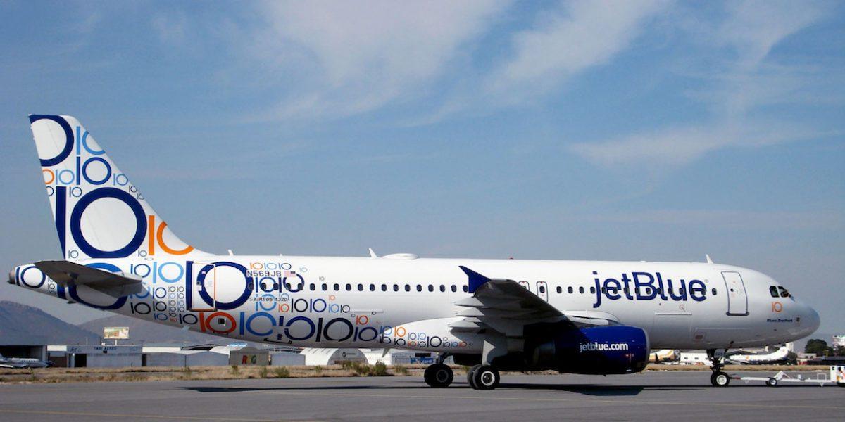 JetBlue tendrá Wi-Fi gratuito en cada asiento