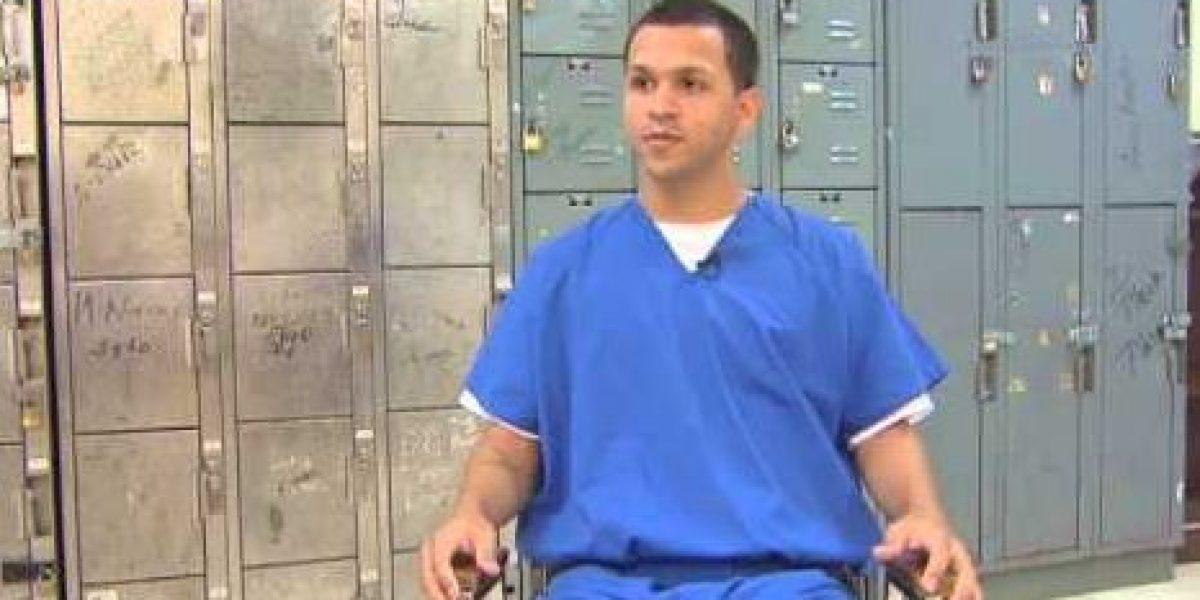 Gobernador modifica indulto de Jeremy Ruiz