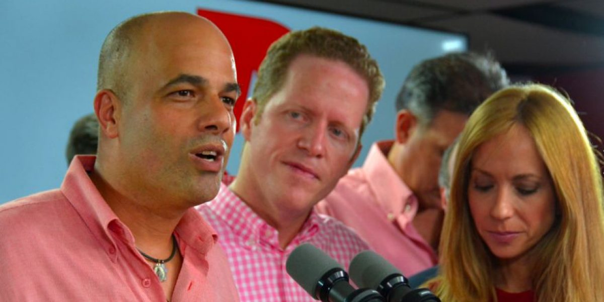 Héctor Ferrer anuncia aspiración a presidir PPD