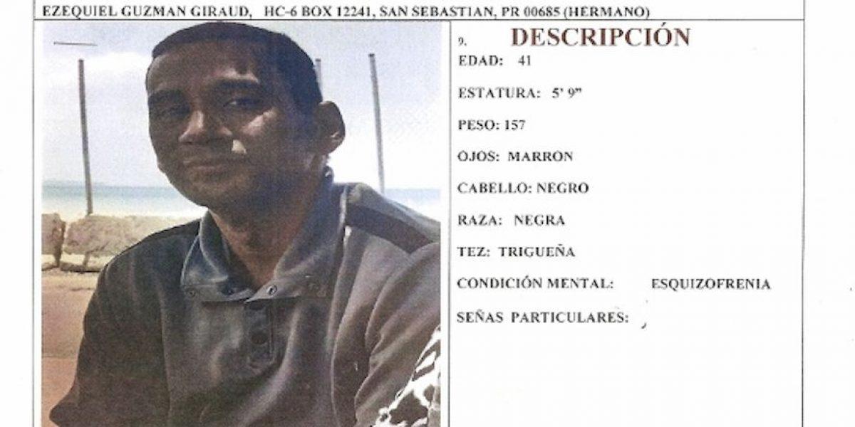 Policía busca hombre desaparecido en Cayey