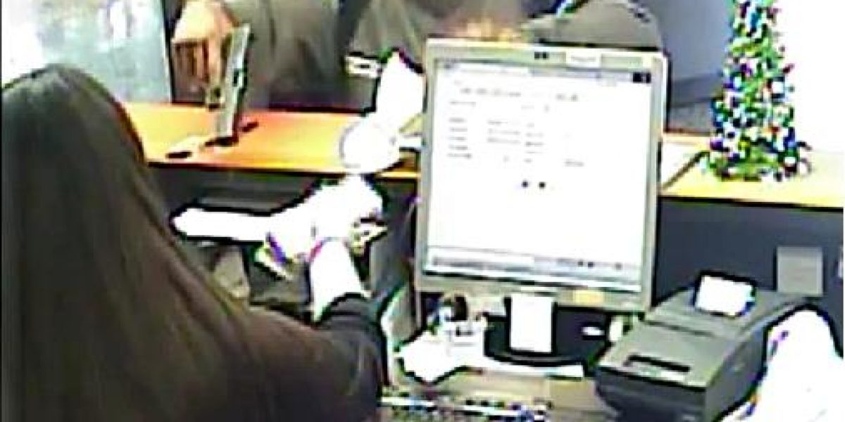 Buscan hombre que asaltó banco en Cupey