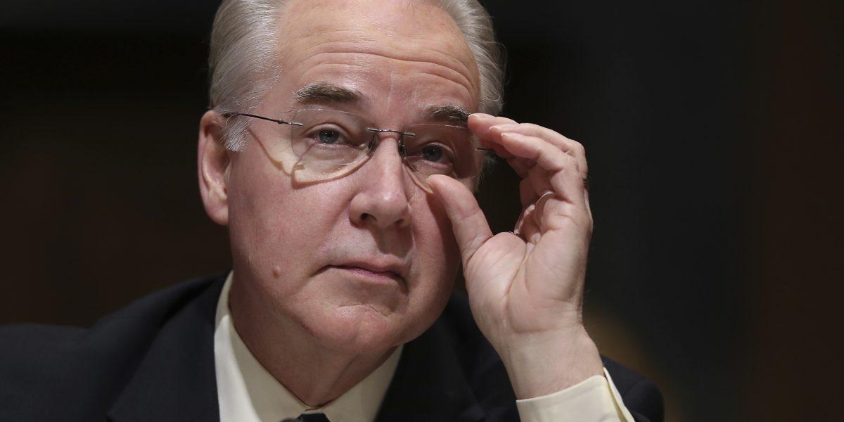 Cuestionan inversiones designado secretario de Salud federal relacionadas a P.R.