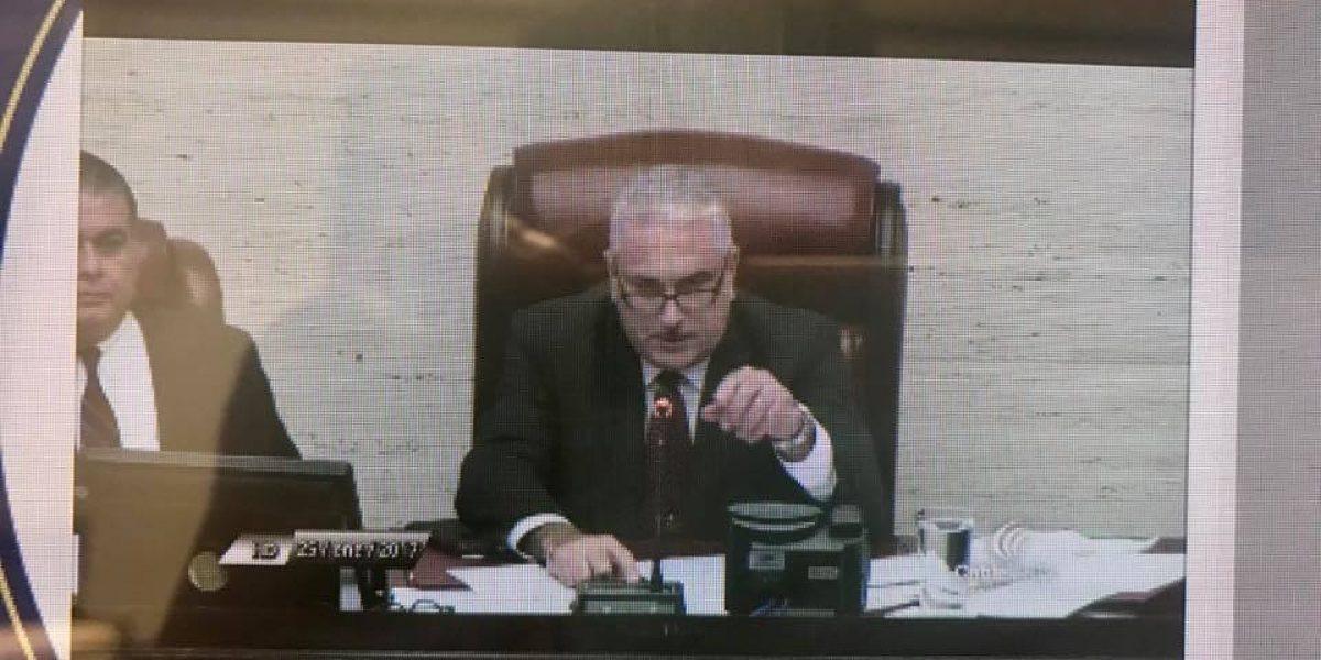 Jorge Santini asesora a Thomas Rivera Schatz