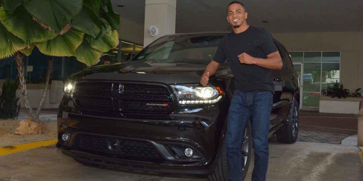 Dodge anuncia alianza con Félix Verdejo