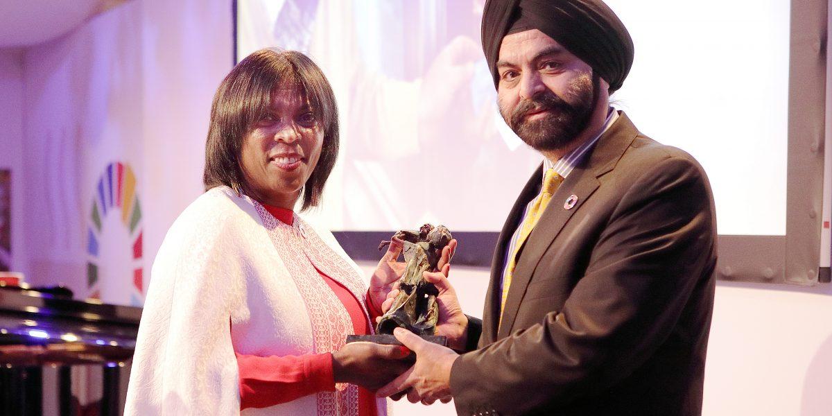 Mastercard recibe premio del Programa Mundial de Alimentos