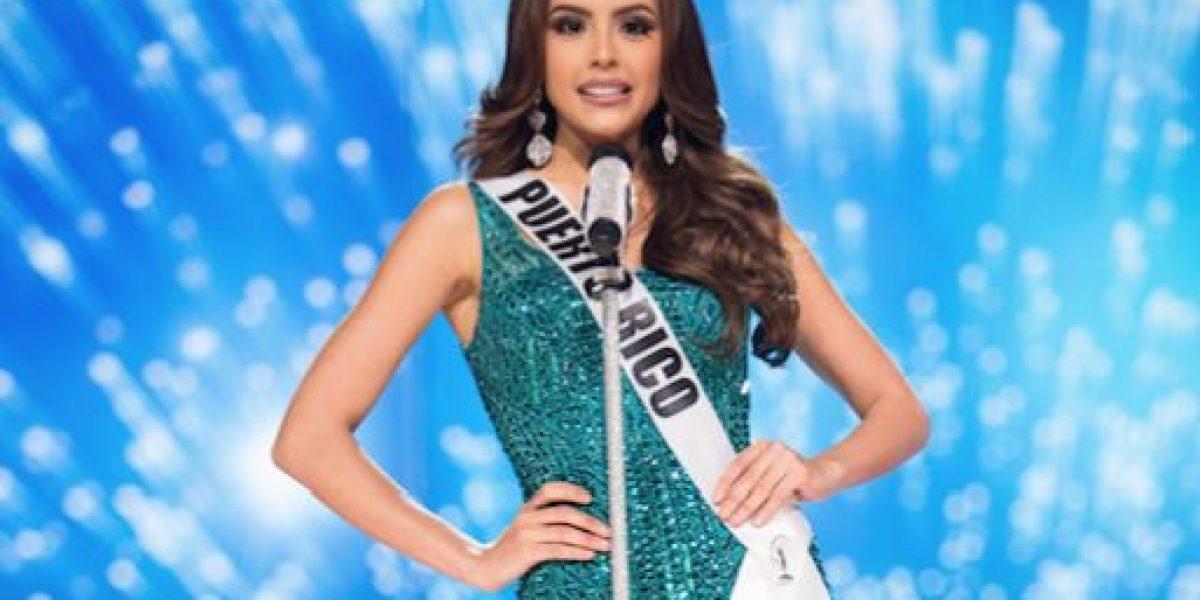Brenda Azaria fuera de las semifinalistas de Miss Universo 2016