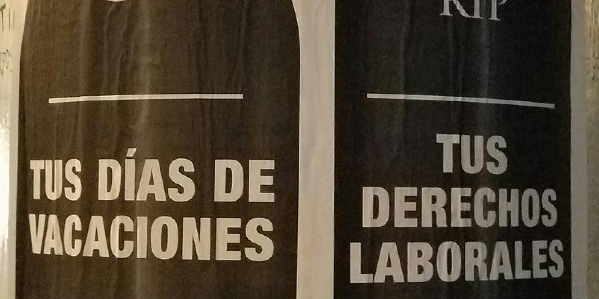 Harán velatorio simbólico por ley de reforma laboral