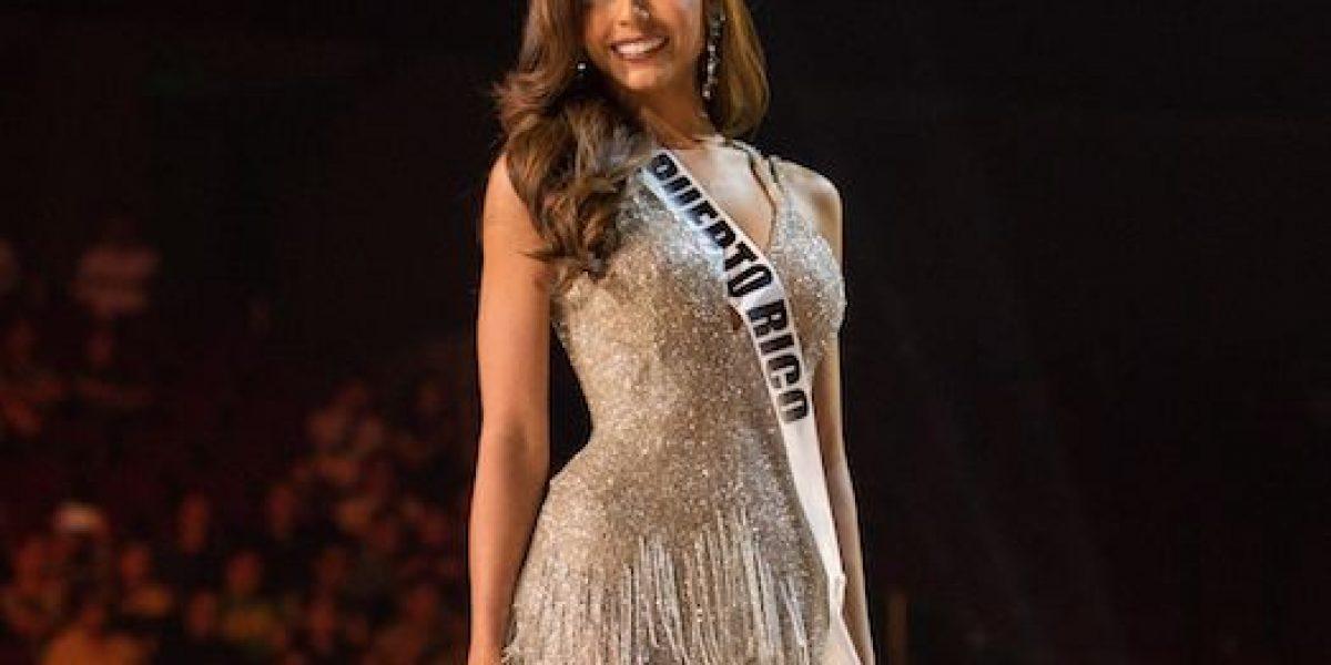 Por los pasillos de la preliminar de Miss Universo 2016