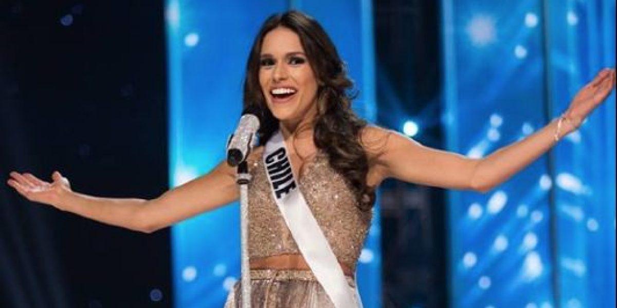 Miss Chile denuncia falta de derechos para comunidad LGBTT en su país
