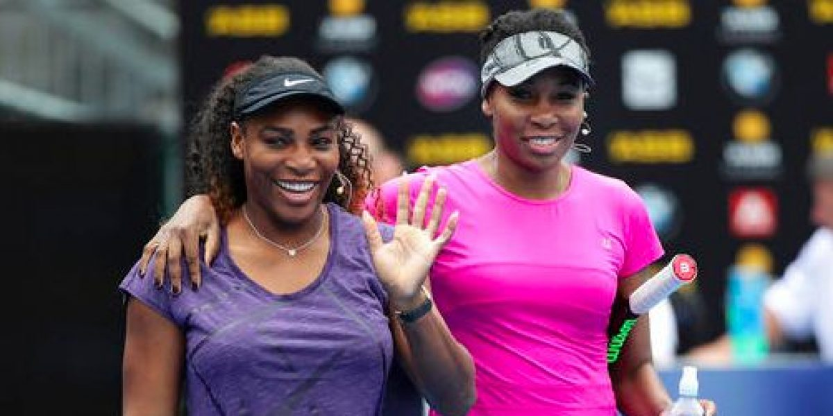 Dos Williams en la final del Abierto de Australia