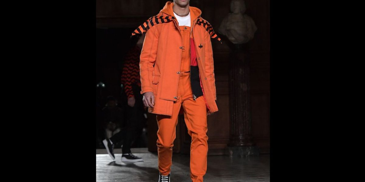 De vuelta la moda de los 90 en el New York Fashion Week: Men