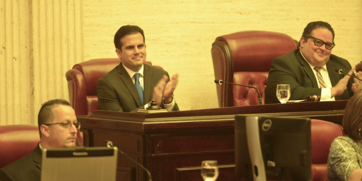 Rosselló aplaude aprobación de Ley de Emergencia Financiera y Responsabilidad Fiscal