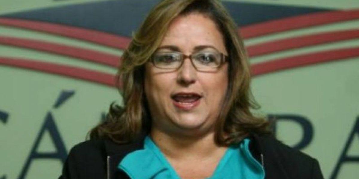 Lourdes Ramos felicita al gobernador por gestión en favor de la mujer