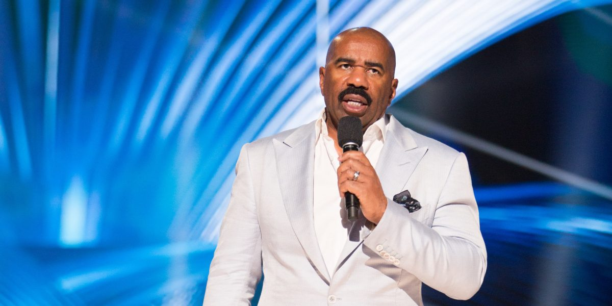 Steve Harvey se prepara para final de Miss Universo