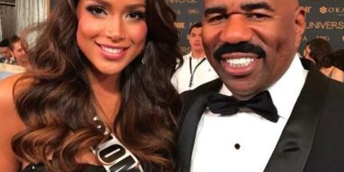 Misses se vacilan a Steve Harvey