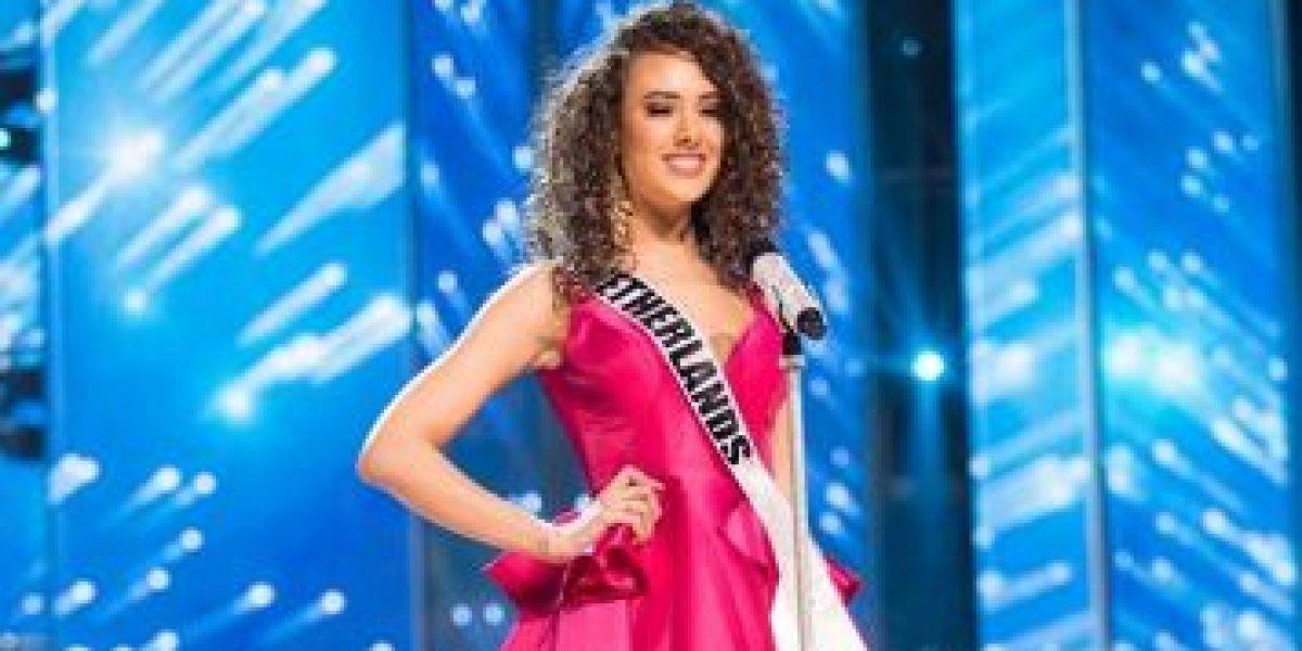 Miss Países Bajos se