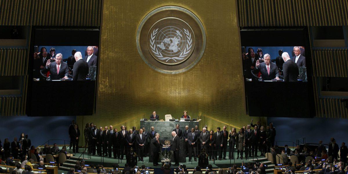 ONU dice que orden de Trump no afectará a su personal