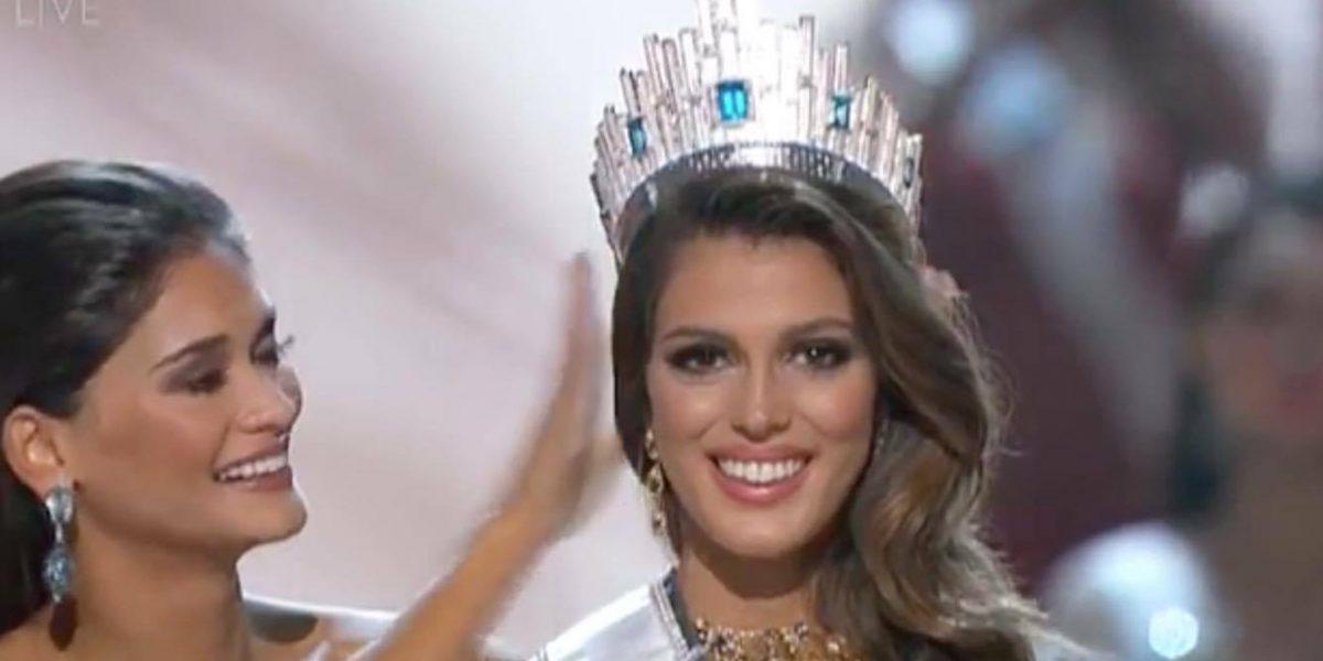 Francia gana Miss Universo 2016