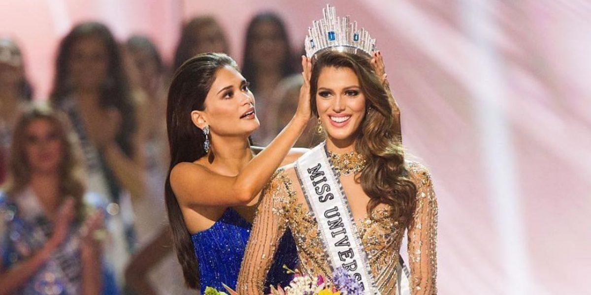 Así luce la nueva Miss Universo sin maquillaje