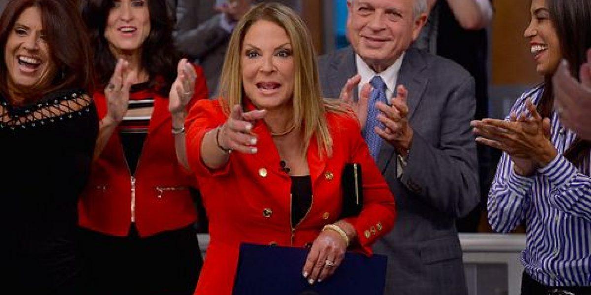 Ana María Polo reacciona a críticas por sus expresiones
