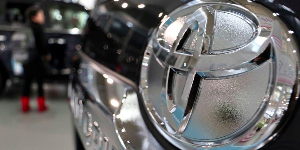 Toyota pierde el título de mayor automotriz del mundo