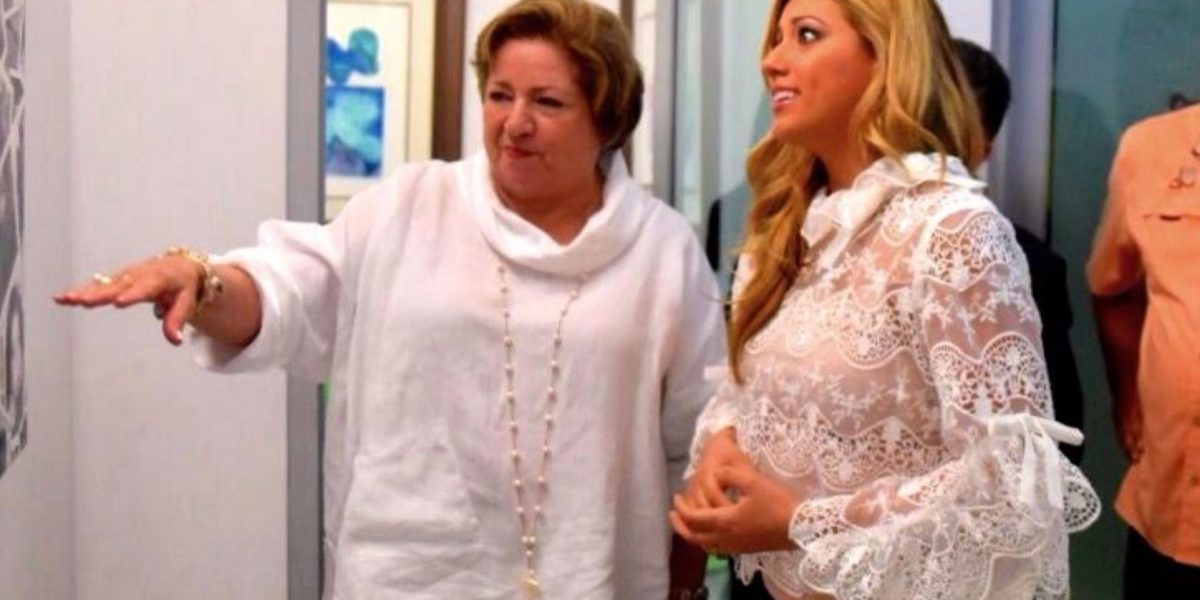 Primera Dama visita Hogar Cuna San Cristobal