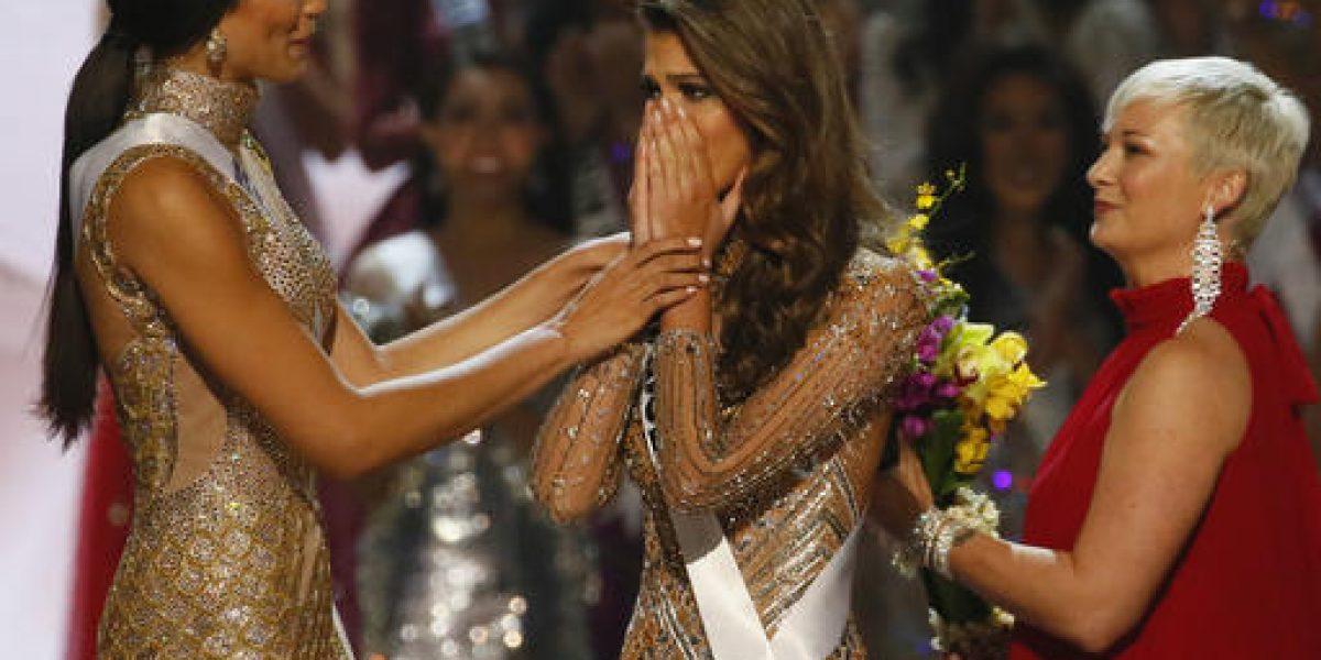 Conmueve en la Internet reacción de Miss Universo 2016 sobre las latinas