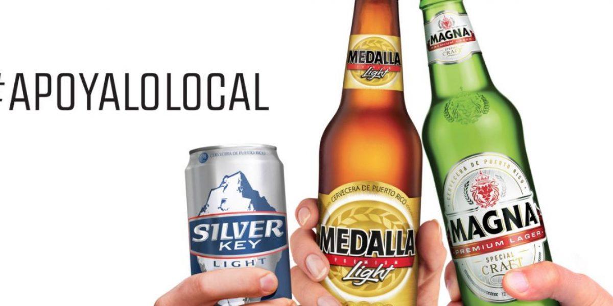 Cervecera de Puerto Rico lanza campaña para promover producto local