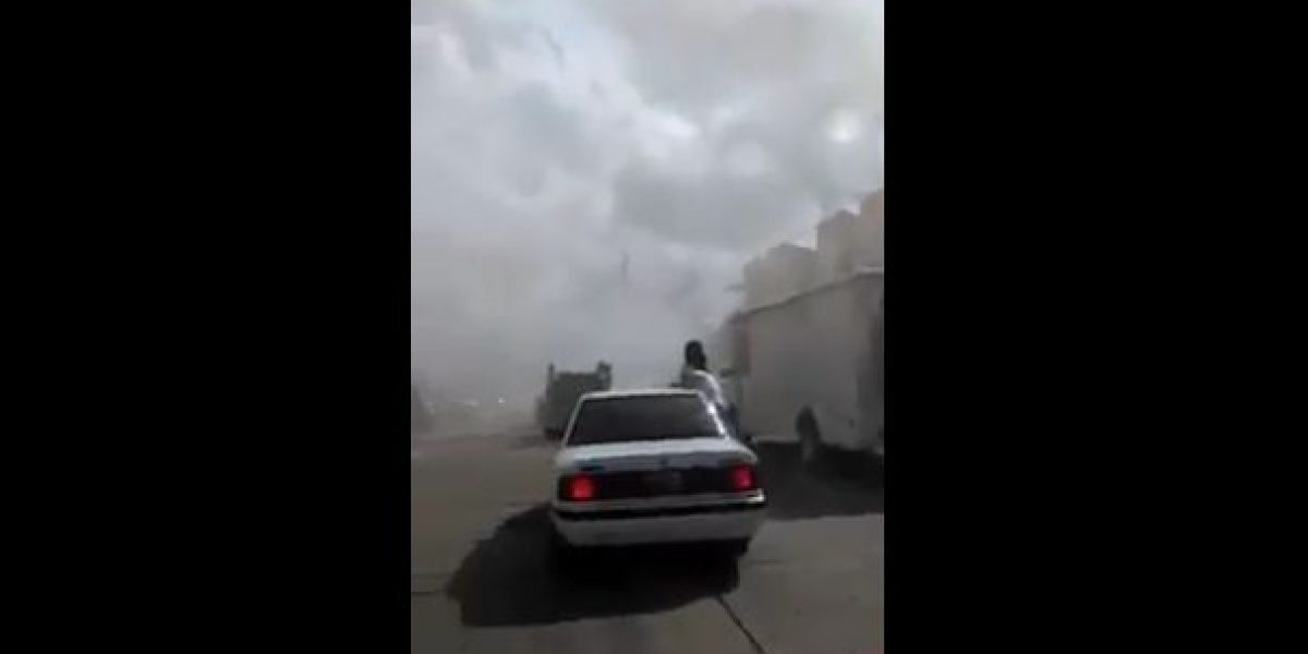 Nuevo video de tiroteo en San Juan