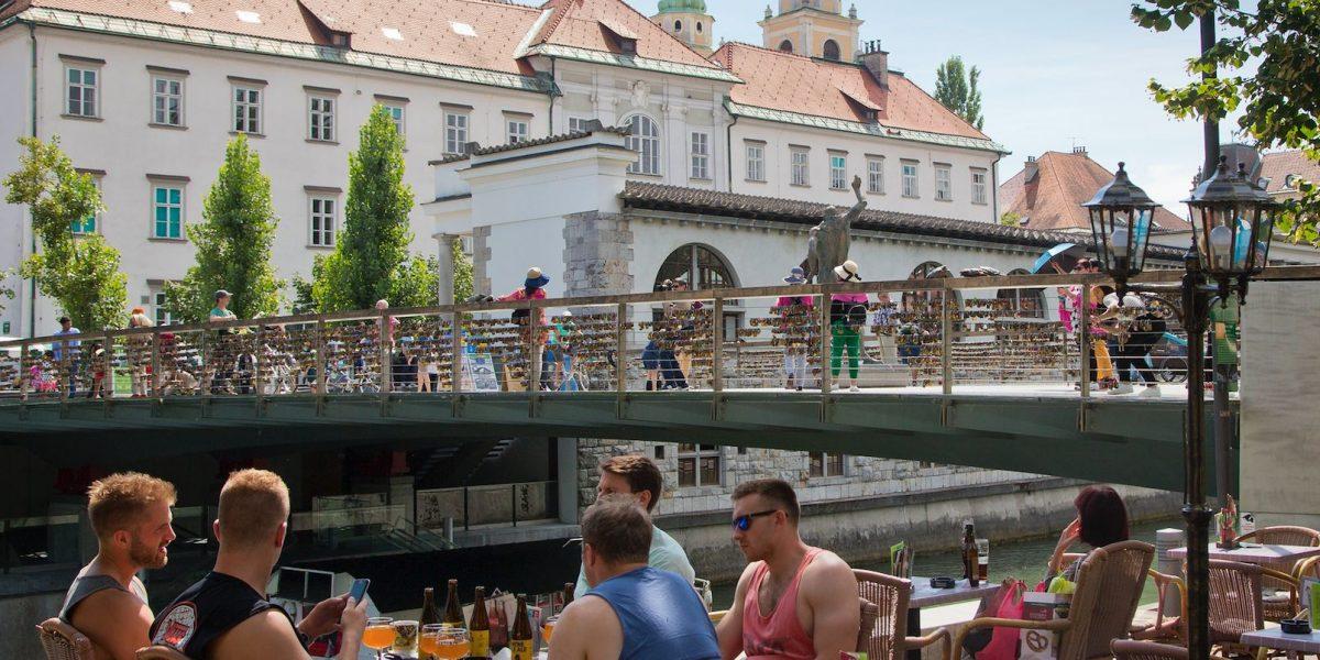 Aumenta el turismo en Eslovenia país natal de Melania Trump