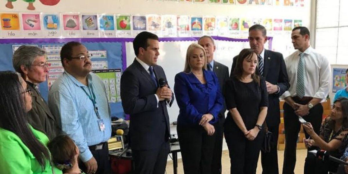 Gobernador advierte a policías sobre tiroteo en San Juan
