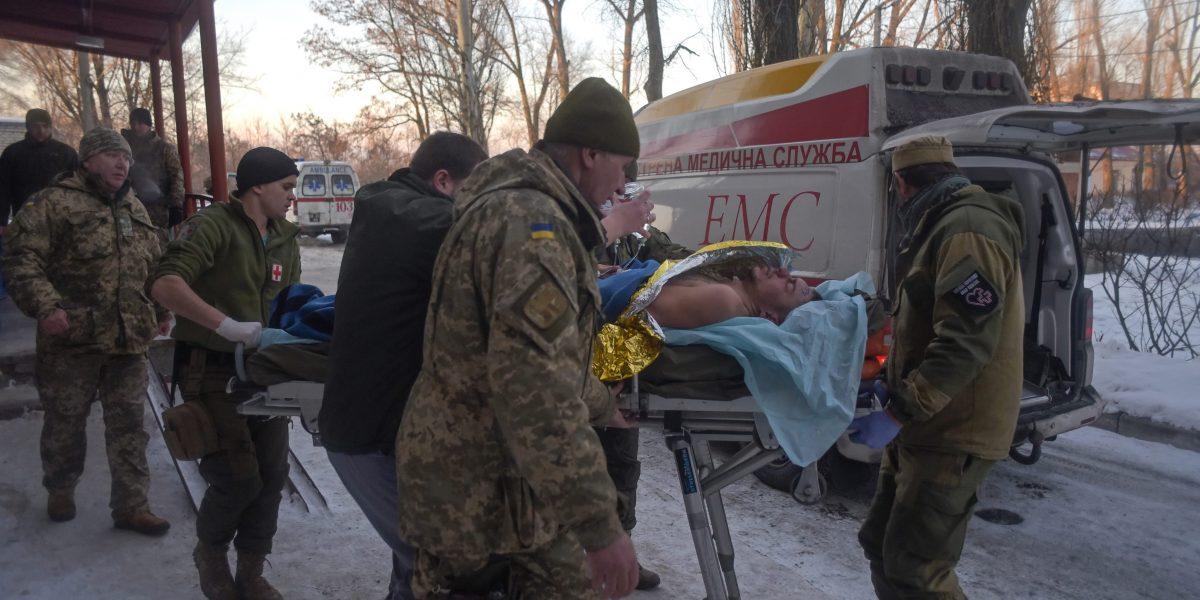 ONU pide un cese de hostilidades inmediato en el este de Ucrania