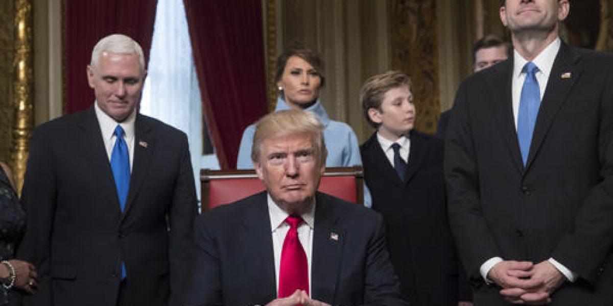 Trump desea alejar a las