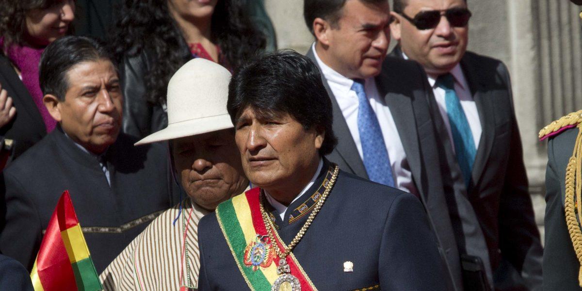 Evo Morales pide alejarse de línea antiinmigrante de Trump
