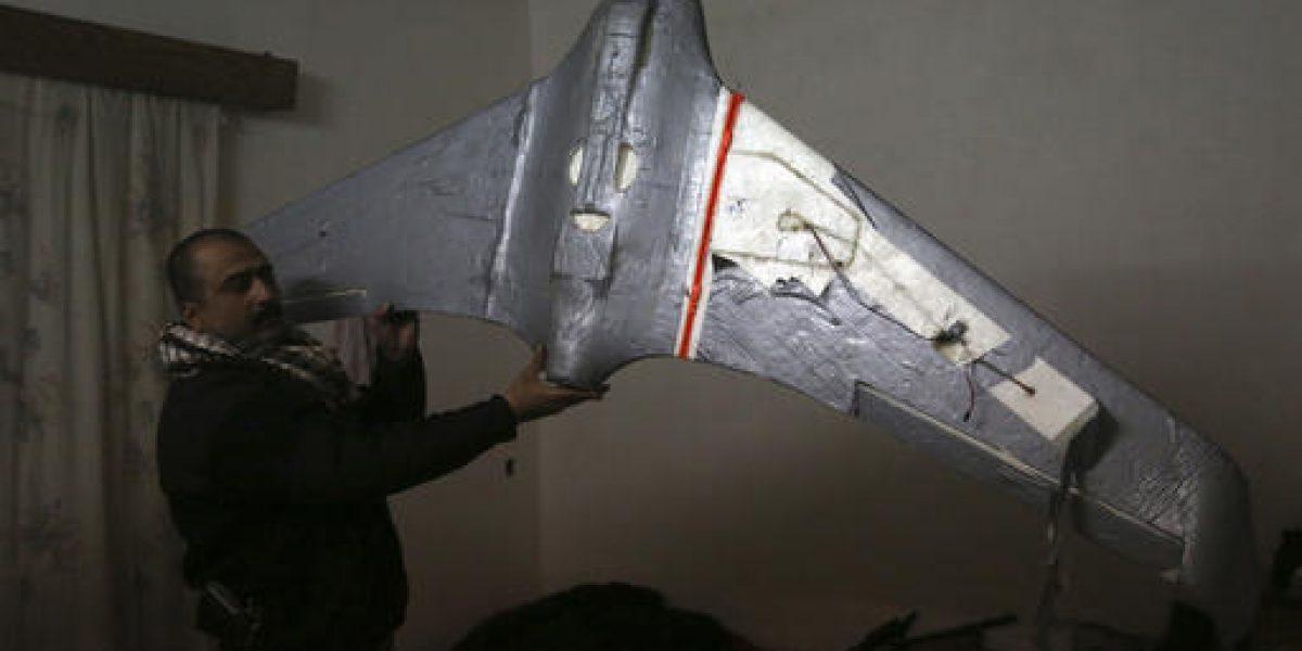 Estado Islámico usa drones con mortal eficacia