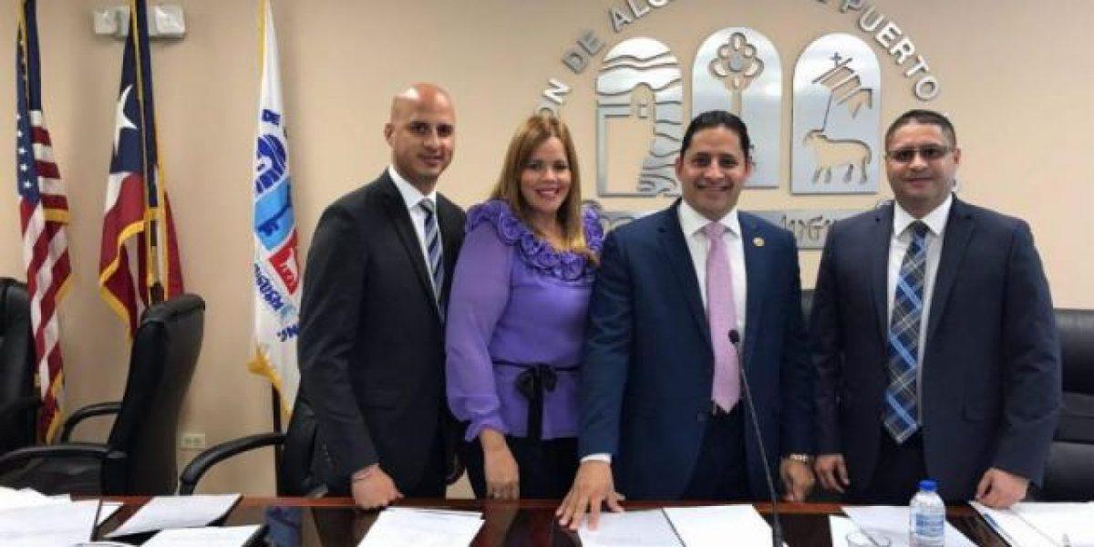 Carlos Molina presidirá la Federación de Alcaldes