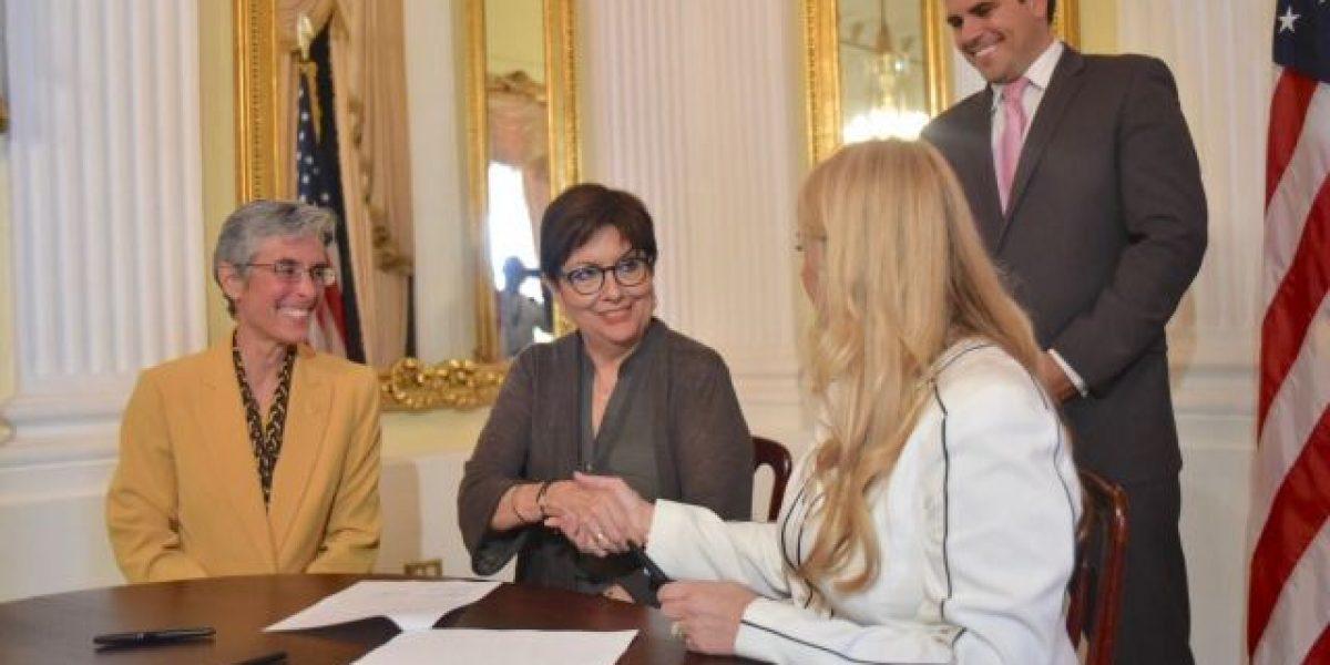 Anuncian acuerdo para trabajar con las autoridades federales