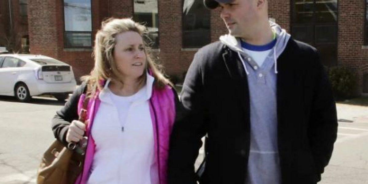 Sobreviviente de ataque en Boston se casa con bombero que la ayudó