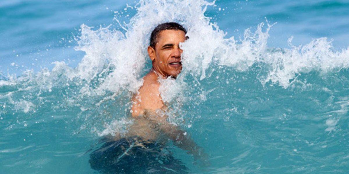 En fotos vacaciones de Los Obamas tras salida de Casa Blanca