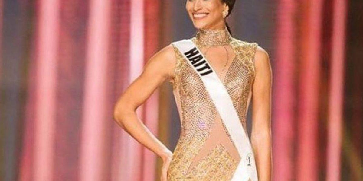 Comparan a Miss Haití con Jennifer López