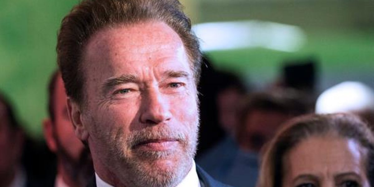 Donald Trump y Arnold Schwarzenegger otra vez enfrentados.