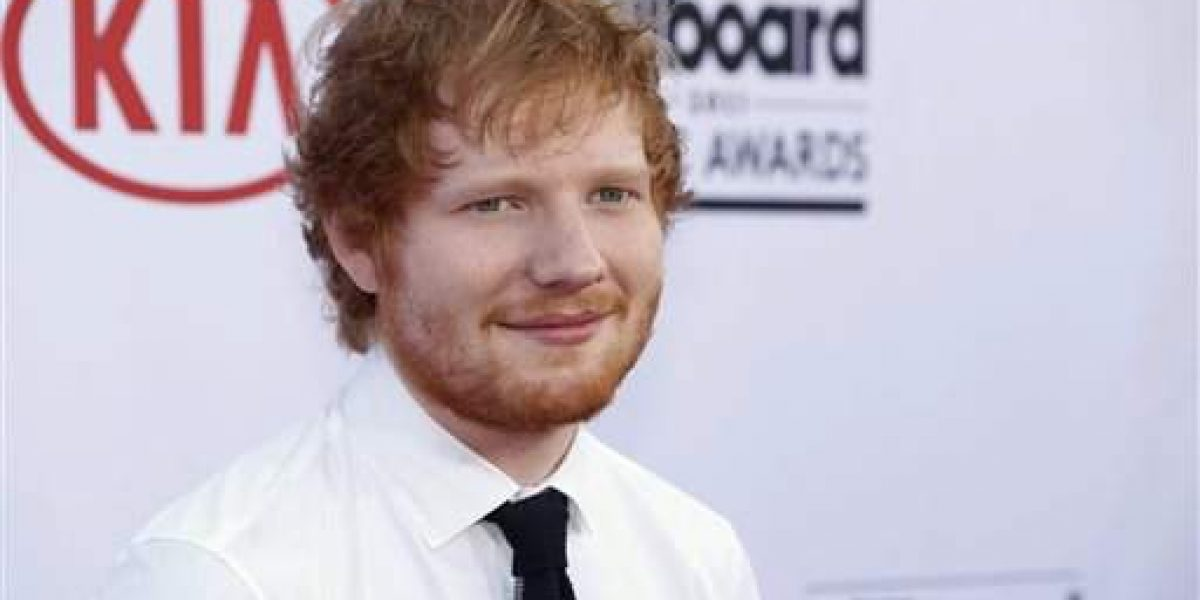 Como pan caliente boletos para Ed Sheeran