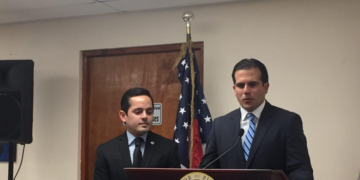 Gobernador pondera reforma contributiva que combata la evasión