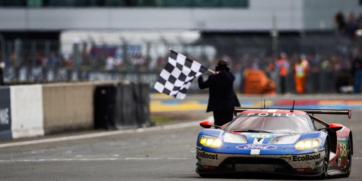 Equipo de Ford competirá en la carrera 24 Horas de Le Mans 2017