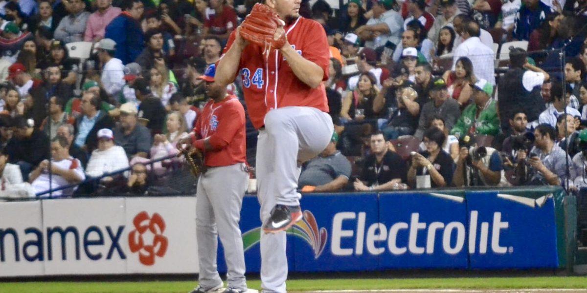 Boricuas chocan con Venezuela en semifinal de la Serie del Caribe