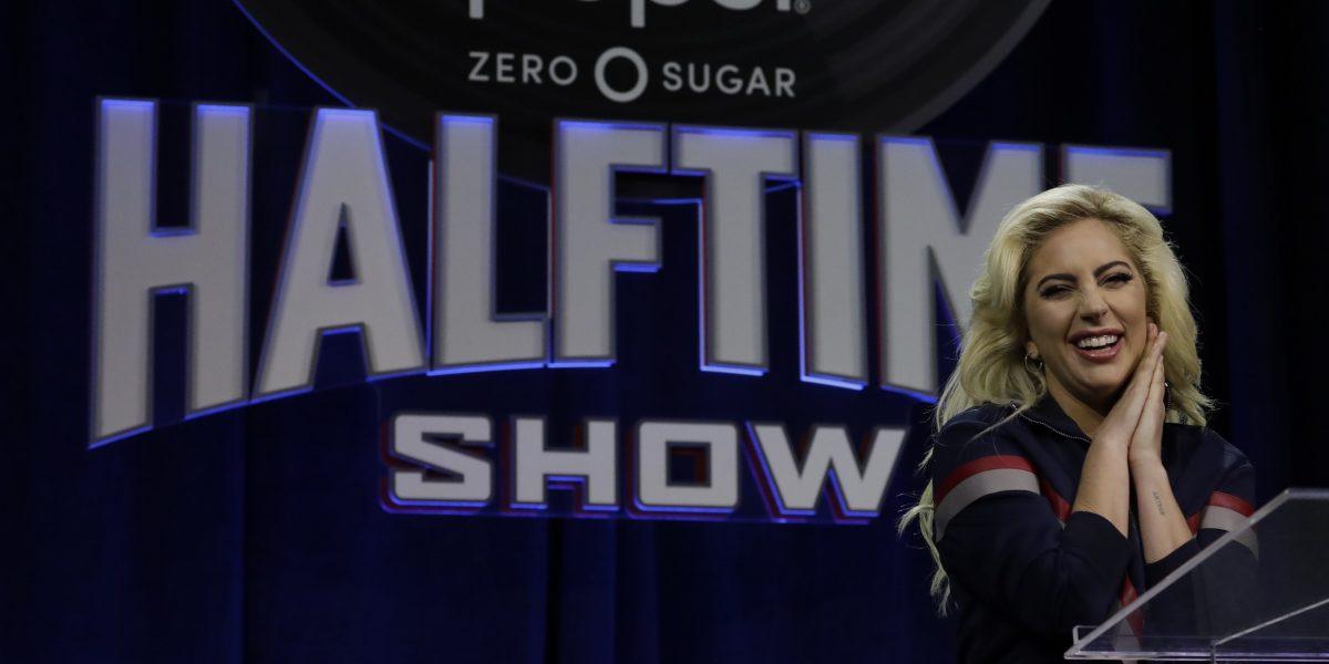 Lady Gaga promete celebrar la igualdad en el Half Time Show del Super Bowl