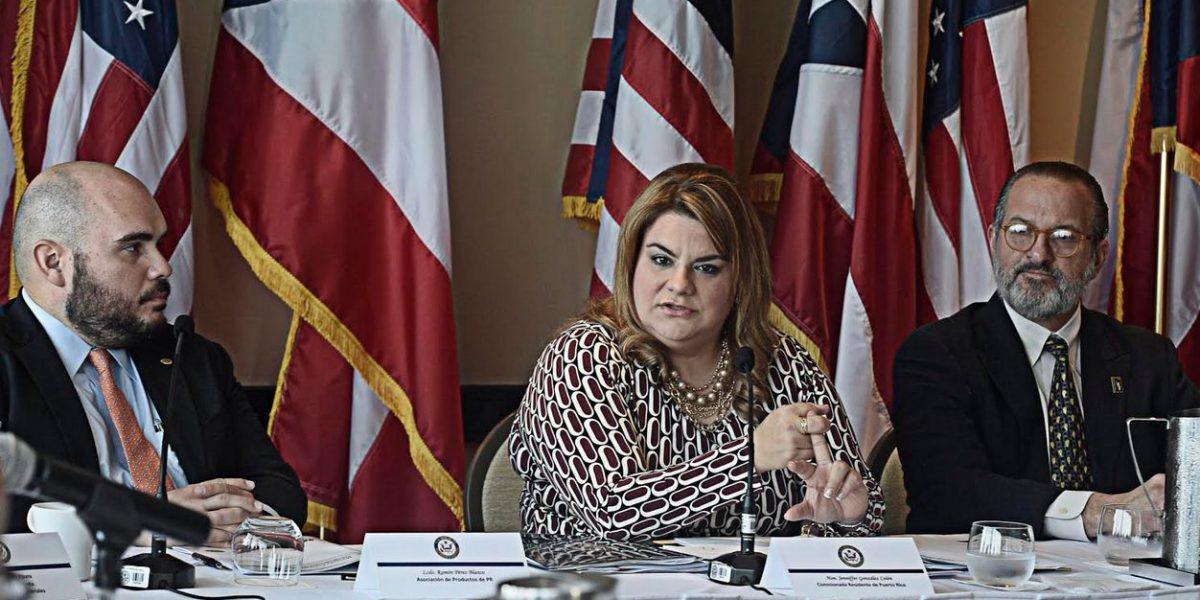 Jennifer González se reúne con la Coalición del Sector Privado