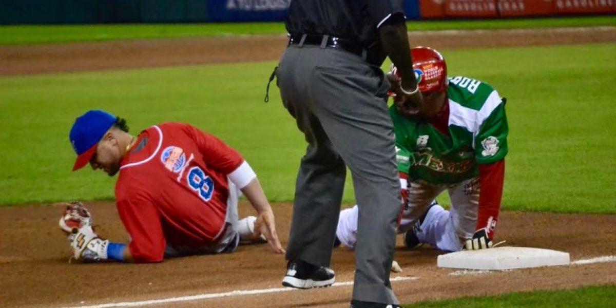 Criollos pierden primer partido en la Serie del Caribe