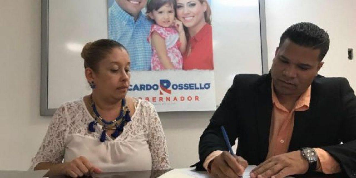 Vicealcalde de Arecibo oficializa candidatura a la Cámara