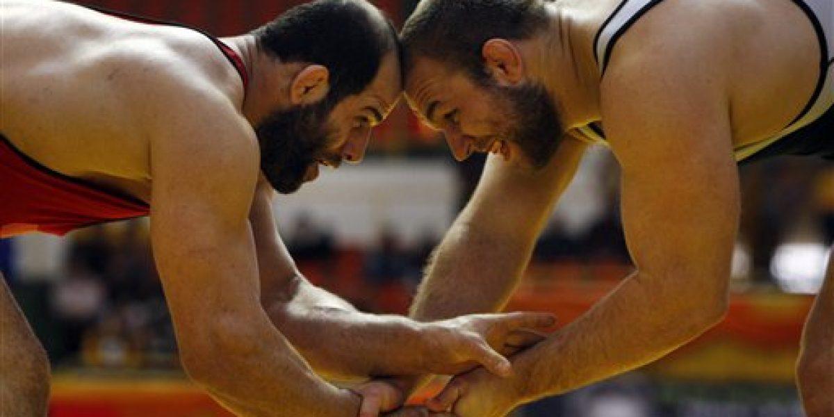 Irán prohíbe viaje de luchadores de EE.UU. al país